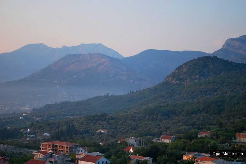 Отдых в Черногории: Отдых дикарем в Черногории