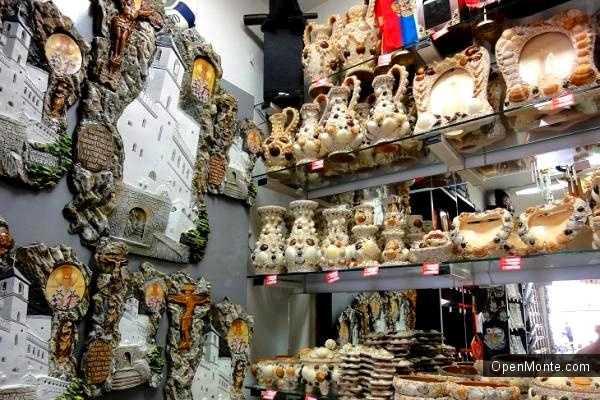 Отдых в Черногории: Сувениры из Черногории