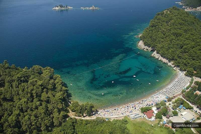 Новости Черногории: Арабский шейх планирует купить пляж Лучице