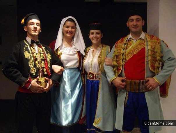 О Черногории: Праздник Слава в Черногории