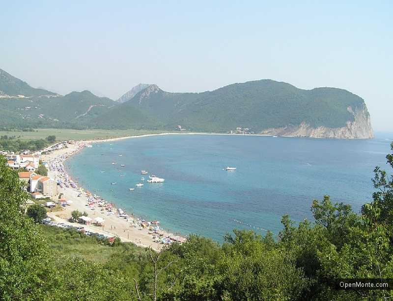 Новости Черногории: Быстрый рост туризма отрицательно сказался на пляже Булярица