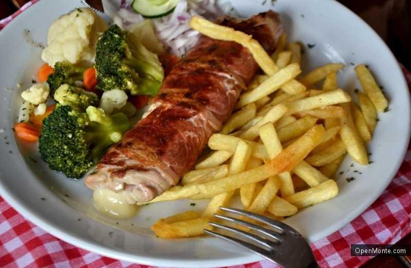 Отдых в Черногории: Питание в Черногории