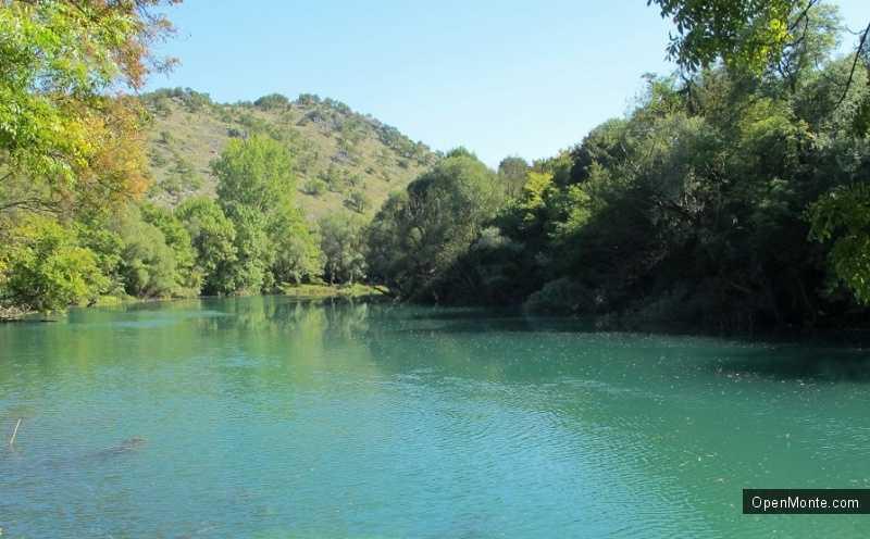 О Черногории: Реки Черногории