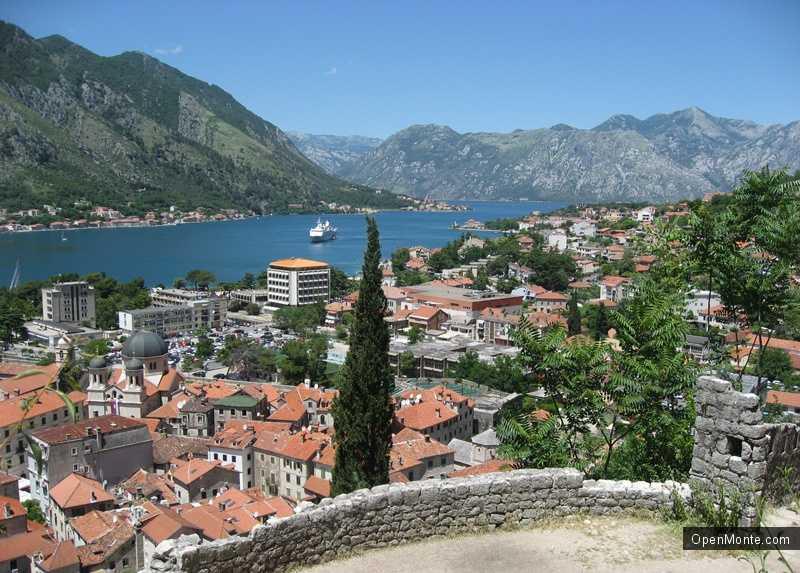 Новости Черногории: Восхищенные Котором, туристы возвращаются в город