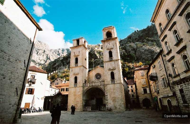 Новости Черногории: Викарий главного собора Котора: храм открыт для посещений