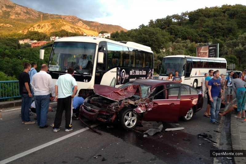 Проживание в Черногории: Летние опасности на дорогах Черногории и как их избежать
