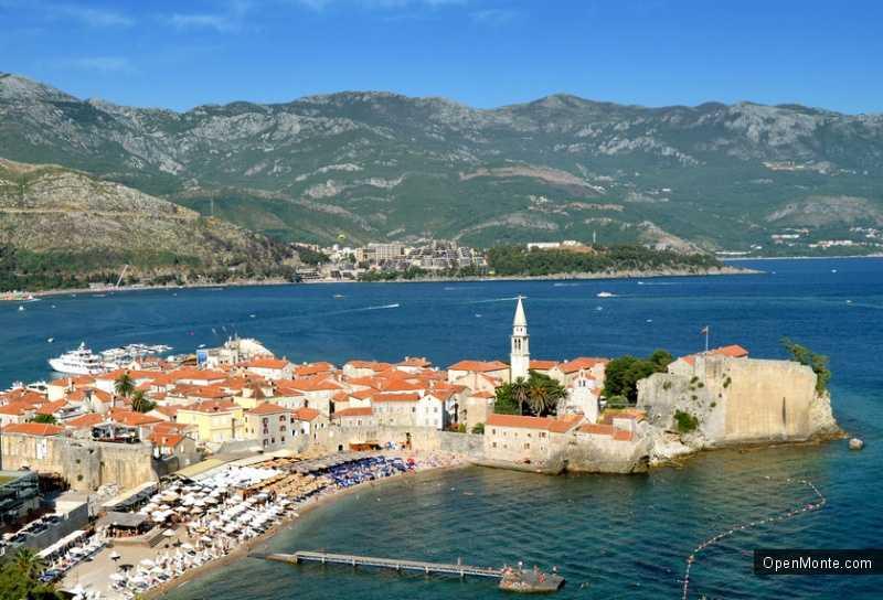 Новости Черногории: Будва — узнаваемый бренд туристического отдыха Черногории