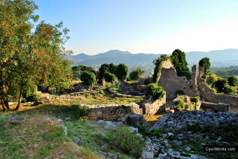 Фото Черногории: «Черногорские Помпеи» или прогулки по Старому Бару
