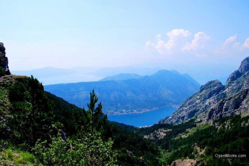Фото Черногории: Путешествие вдоль Боко-Которского залива