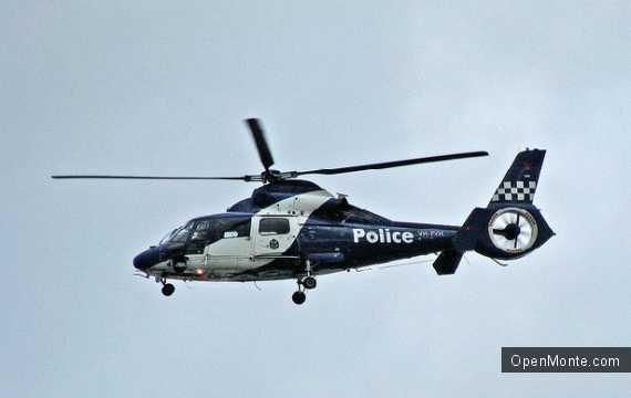 Новости Черногории: Полицейский вертолет начинает охоту на безответственных водителей