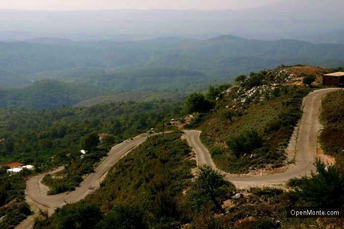 О Черногории: Дороги Черногории