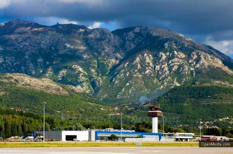 Отдых в Черногории: Перелет в Черногорию