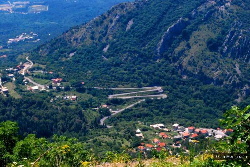 О Черногории: Мифы и легенды Черногории