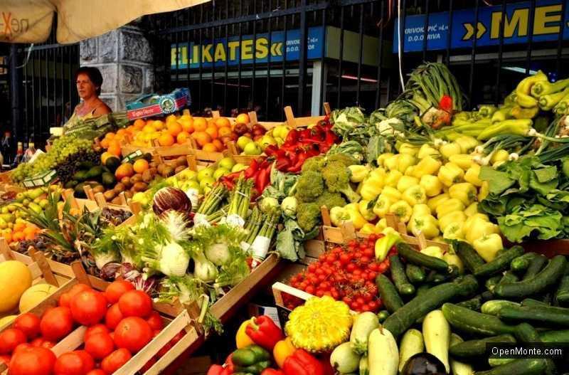 О Черногории: Магазины в Черногории