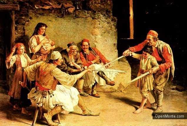 О Черногории: 10 заповедей черногорца