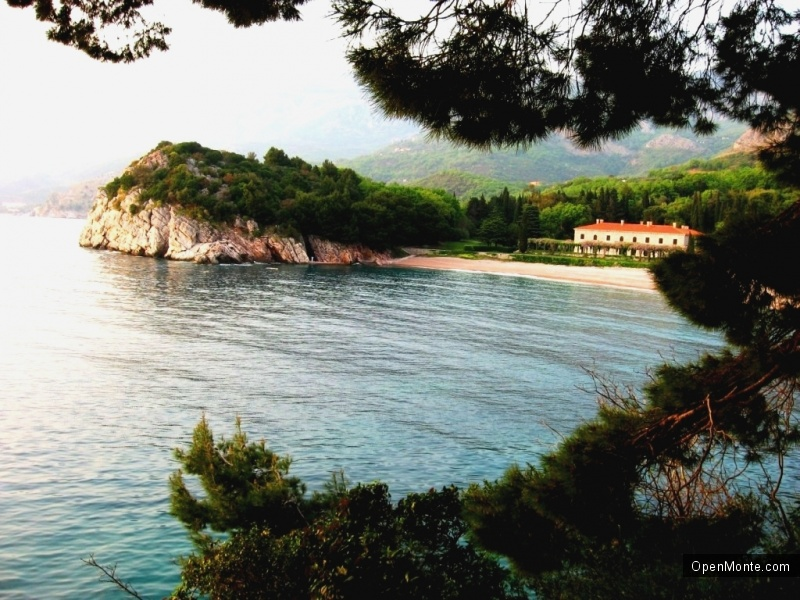 Отдых в Черногории: Милочер — город-курорт в Черногории