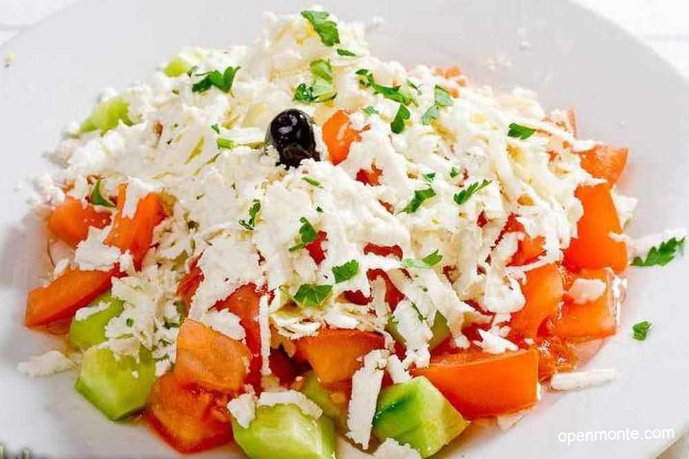 shopski salat openmonte